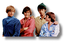 BRAVO 2-Seiten-Poster The Monkees
