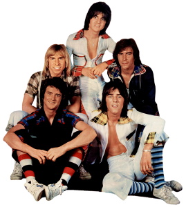 054 Bay City Rollers 33 Teile - 43/1975-07/1976