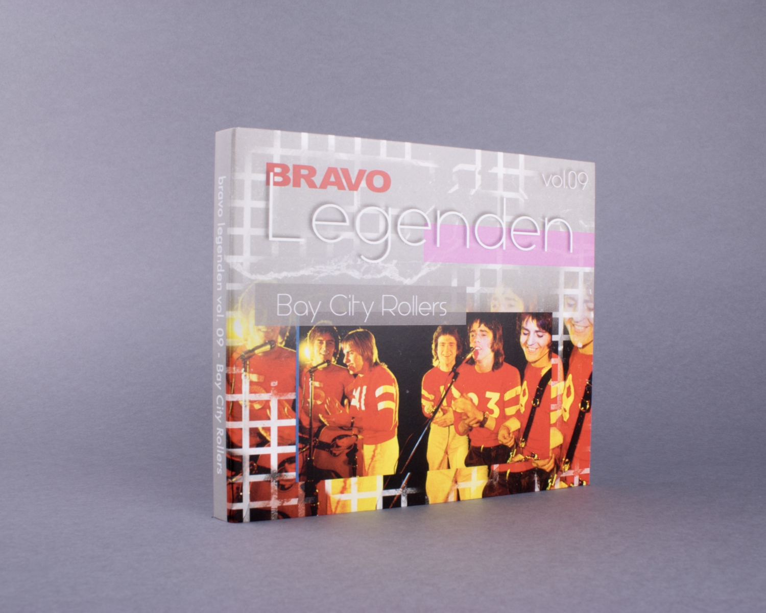 BRAVO Legenden Vol. 09 – BAY CITY ROLLERS