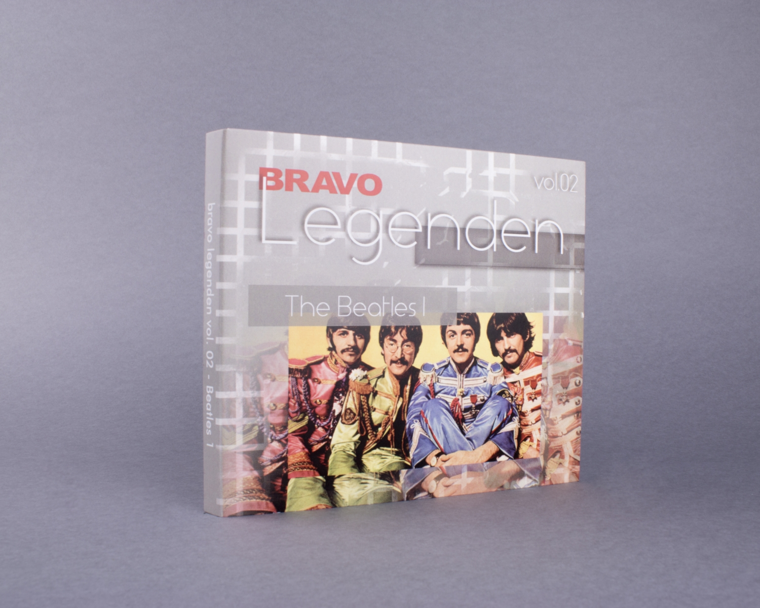 BRAVO Legenden Vol. 02 – THE BEATLES 1 von 2