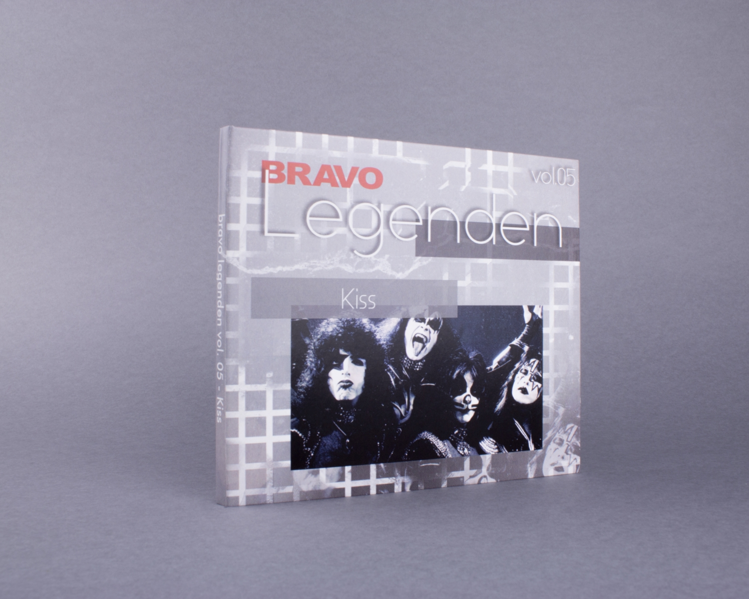 BRAVO Legenden Vol. 05 – KISS