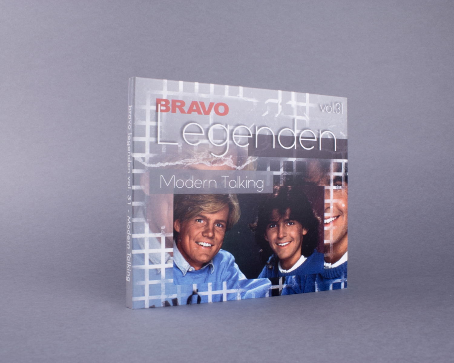 BRAVO Legenden Vol. 31 – MODERN TALKING