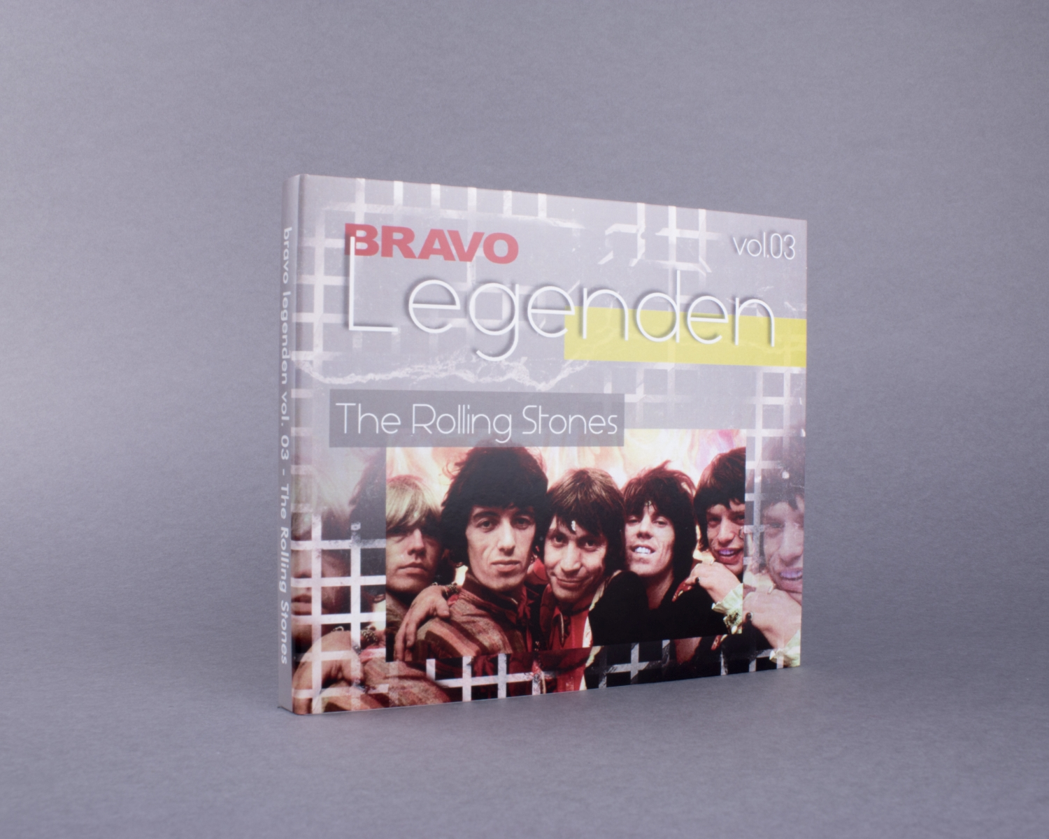BRAVO Legenden Vol. 03 – THE ROLLING STONES